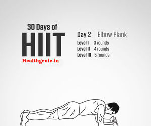 fitness, hiit, and workout image