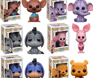 disney, piglet, and roo image