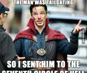 Marvel, dr strange, and funny image