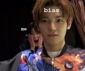 kpop, nct, and funny image