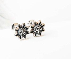 stud earrings, stud earring, and unique earring image