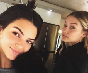 Kendall, jenner, and hadid image