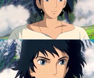 Howl, howl's moving castle, and studio ghibli image