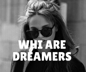 Dream, dreamers, and girl image
