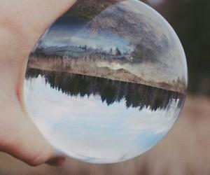ball, hand, and photo image