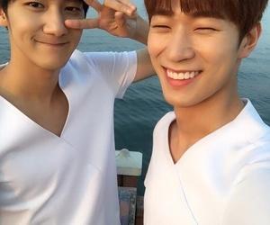 knk, seungjun, and jihun image