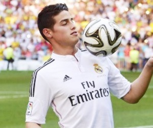 real madrid, james, and rodriguez image