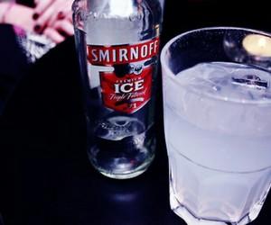 smirnoff, drink, and ice image