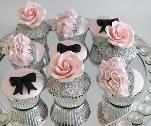 birthday, black, and bling image