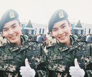 army, Kim Ryeowook, and ryeowook image