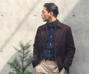 men's fashion and ootd image