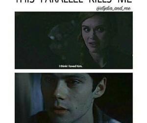 stydia, teen wolf, and season 6 image
