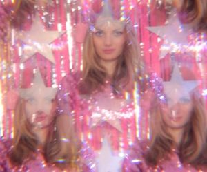 pink and sparkle image