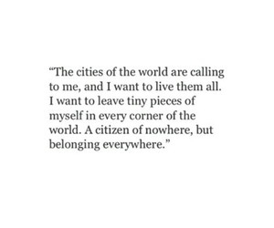 quotes, travel, and city image