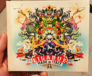 ligabue, made in italy, and luciano image