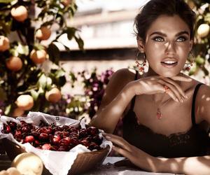 Bianca Balti and model image