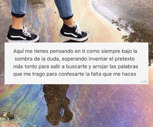 frases, spanish, and tumblr image