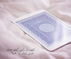 muslimah, islam, and quran image