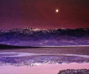 lake, mirror, and nature image
