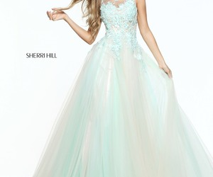 dress and sherri hill 51051 image