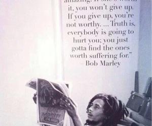 quotes and bob marley image