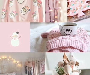 christmas, girly, and november image