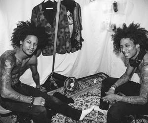 les twins, larry, and laurent image