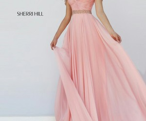 dress, sherri hill 50086, and Prom image