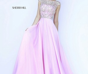 dress and sherri hill 32017 image