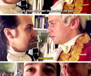 hamilton, groffsauce, and musical image