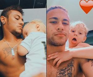 neymar, neymar jr, and davi luca image