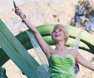 peter pan and tinker bell image