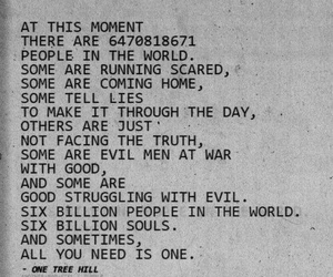 quotes, one tree hill, and people image