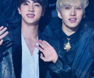 jin, ken, and kpop image