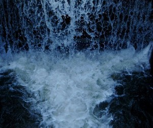 water, nature, and indie image