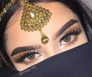 algerie, arabian, and girl image