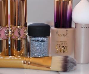 beauty, fashion, and glitter image