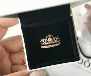 ring, pandora, and Queen image