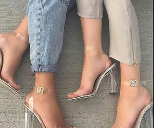 theme, aesthetic, and shoes image