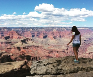 beauty, desert, and grand canyon image