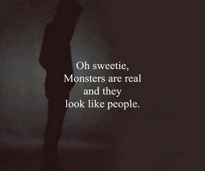 monster, grunge, and people image