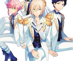 anime, beautiful, and boys image