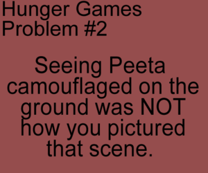 camouflage and the hunger games image