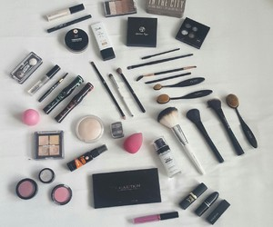 eos, make-up, and revolution image