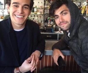 shadowhunters, alberto rosende, and matthew daddario image