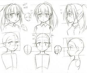 anime, manga, and character image