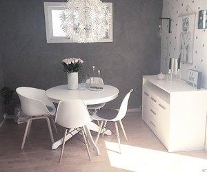 grey, interior, and Scandinavian image