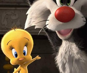 cat and Tweety image