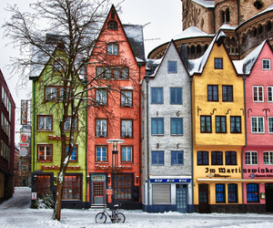 germany, house, and travel image