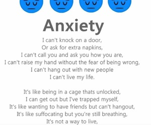anxiety image